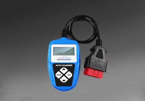 Automobilių diagnostikos prietaisas