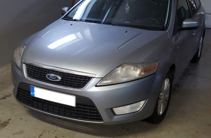 Ford Mondeo 2.0TDCI DPF, EGR programavimas