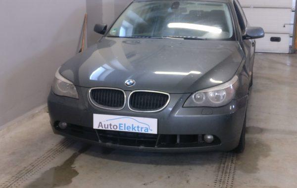 BMW 530D 3.0D EGR, DPF programavimas