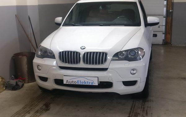 BMW X5  3.0D EGR, DPF programavimas
