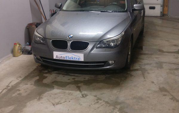 BMW 520D 2.0D DPF programavimas