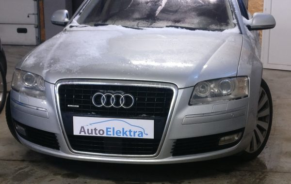 Audi A8 3.0TDI DPF programavimas
