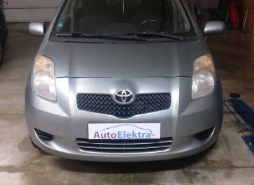 Toyota Yaris 1.4 D-D4 EGR programavimas