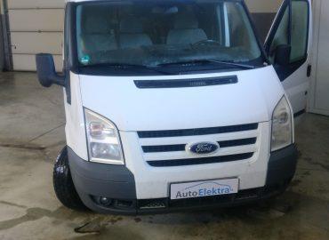 Ford Transit 2.0 TDCi EGR programavimas