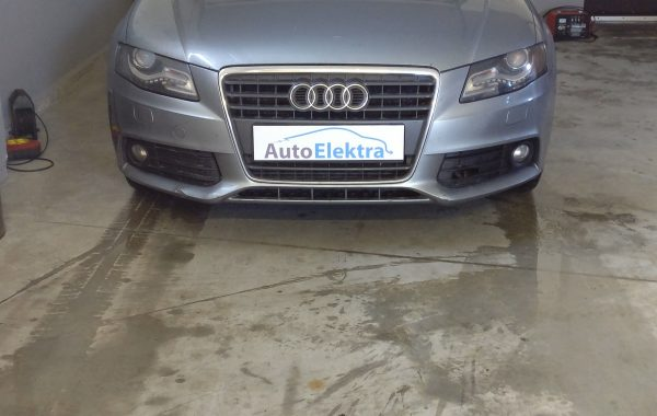 Audi A4 2.0TDI EGR, DPF programavimas
