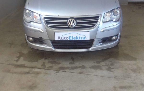 Volkswagen Touran 1.9TDI programavimas