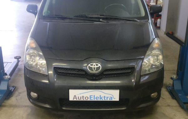 Toyota Corolla Verso 2.2D-CAT EGR, DPF programavimas