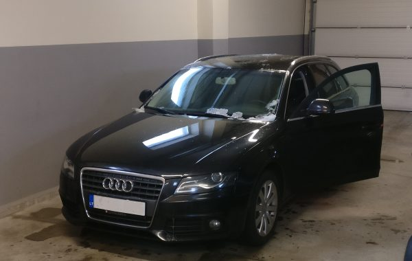 Audi a4 2.0TDI Swirl flap sklendės programavimas