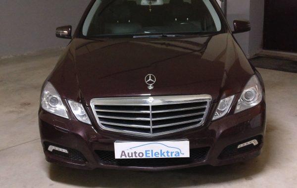 Mercedes-Benz E220D  EGR, DPF programavimas