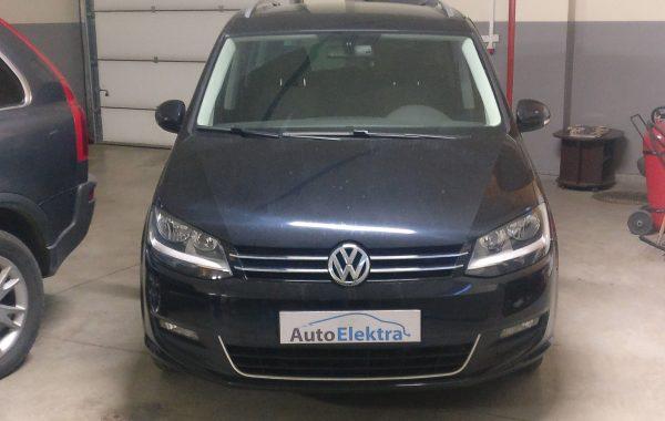 Volkswagen Sharan 2.0TDI AdBlue programavimas