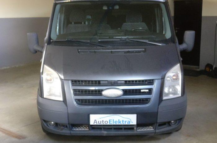 Ford Transit 2.2TDCi  EGR programavimas