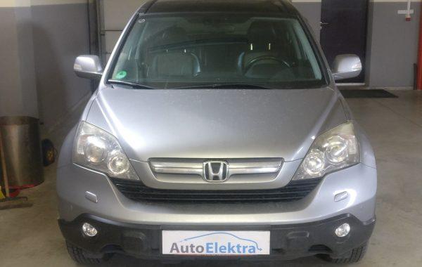 Honda CR-V 2.2 i-CTDi EGR, DPF, Swirl programavimas