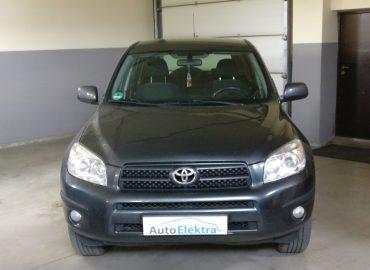 Toyota RAV4 2.2D-4D EGR, DPF programavimas