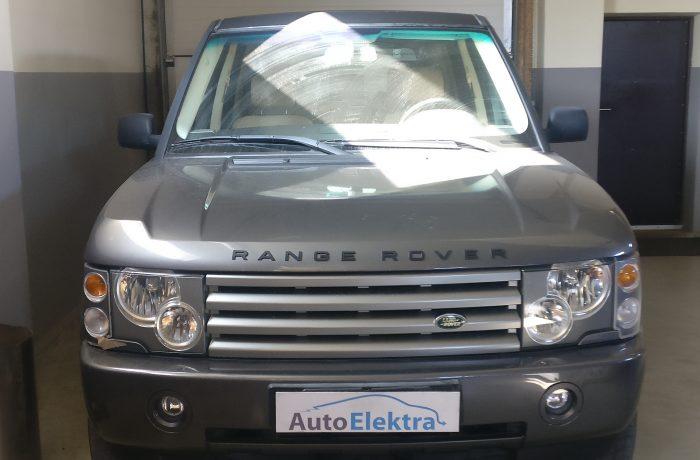 Land Rover Range Rover 3.0D AirBag tvarkymas