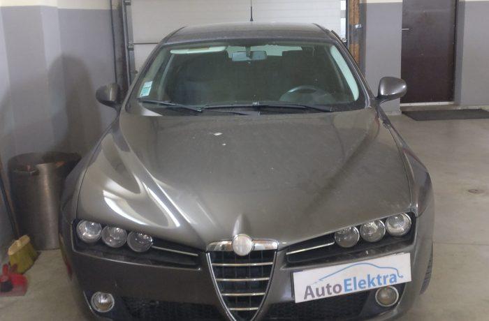 Alfa Romeo 159 1.9JTDM Galios didinimas