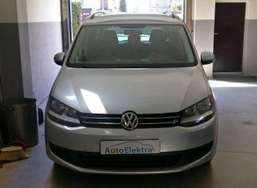 Volkswagen Sharan 2.0TDI EGR išprogramavimas