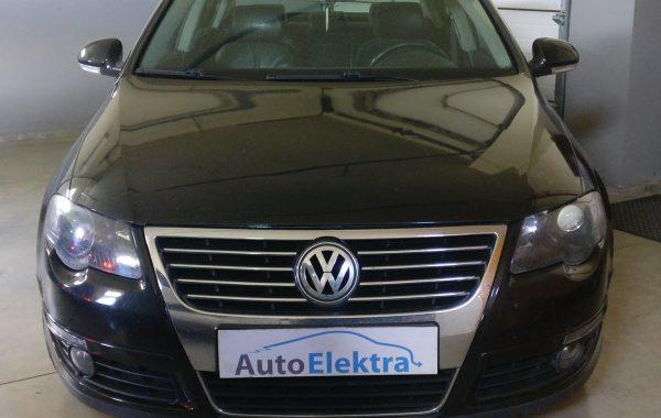 Volkswagen Passat 2.0TDI EGR, Gesinimo sklendės (TVA) programavimas
