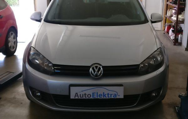 Volkswagen Golf 2.0TDI Start/Stop programavimas