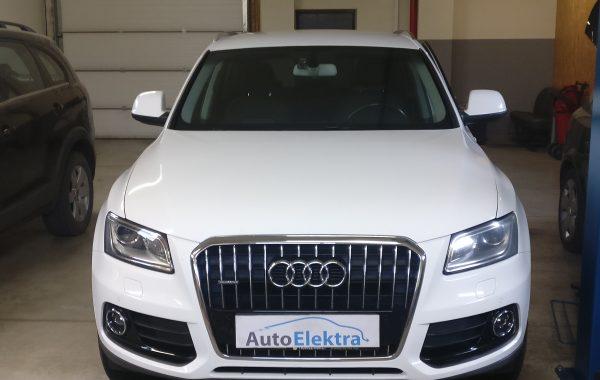 Audi Q5 2.0TDI AdBlue programavimas