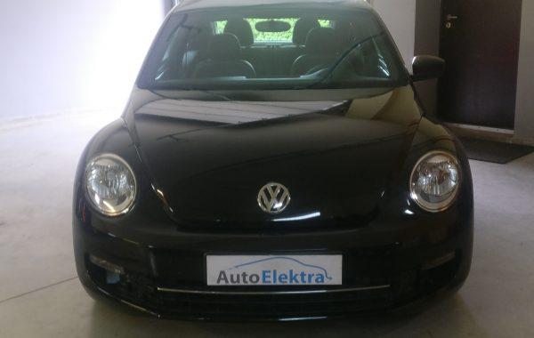 Vokswagen Beetle 1.4TSI Vairo padėties, Padangu slegio adaptacijos, Mylių į kilometrus keitimas