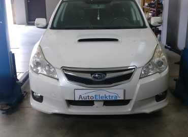 Subaru Legacy 2.0D EGR, DPF programavimas