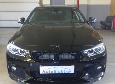 BMW 428i 2.0 Klaidų programavimas