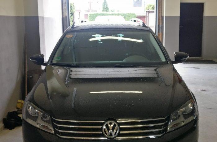 Volkswagen Passat 1.6TDI EGR vožtuvo išjungimas