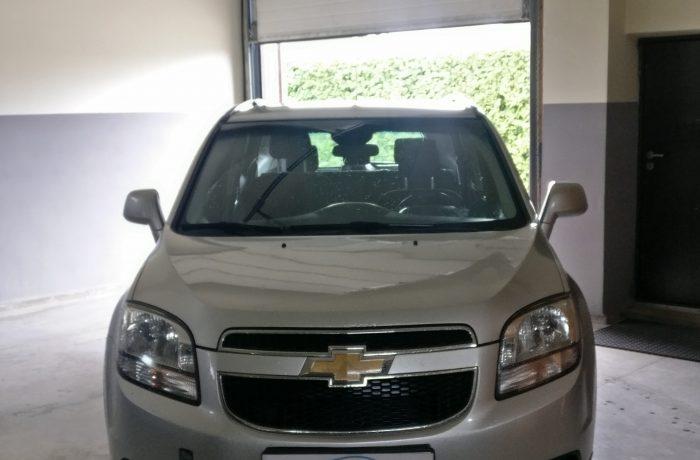 Chevrolet Orlando 2.0 CDRi EGR, DPF išjungimas