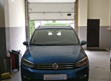 Volkswagen Touran 2.0TDI AdBlue išprogramavimas
