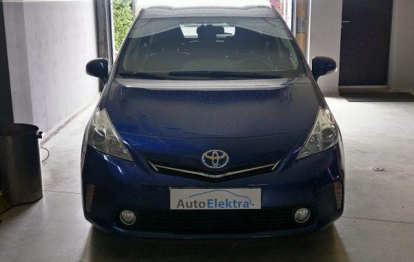 Toyota Prius+ 1.8i EGR išprogramavimas