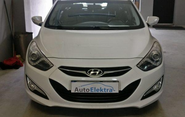 Hyundai i40 1.7CRDi EGR programavimas