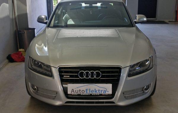 Audi A5 3.0TDI EGR, DPF išmetimas