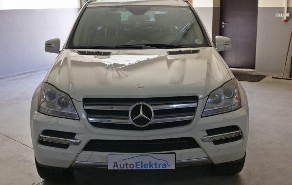 Mercedes-Benz GL350 AdBle išporgramavimas