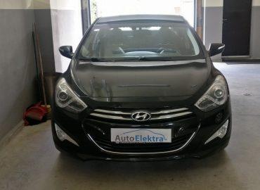Hyundai i40 1.7CRDi EGR, DPF išmetimas