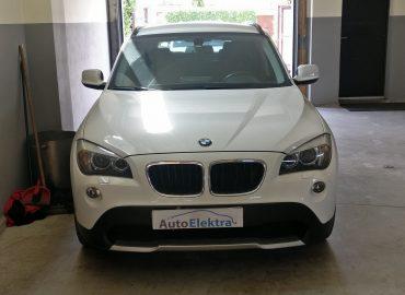 BMW X1 18d 2.0D EGR, DPF išjungimas