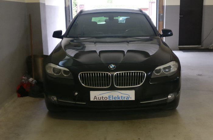 BMW 520 2.0D EGR, DPF išprogramavimas