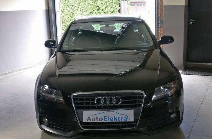 Audi A4 2.0TDI Swirl išprogramavimas