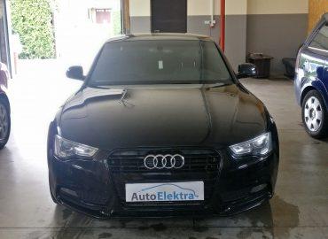 Audi A5 2,7TDI Galios didinimas