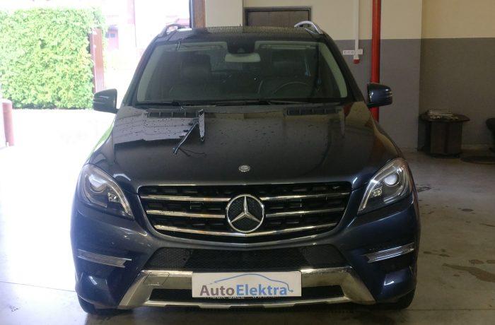 Mercedes-Benz ML350 3.0D AdBlue programavimas