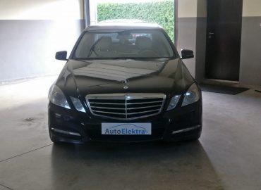 Mercedes Benz E350 3.0D DPF, EGR išjungimas