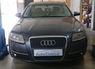 Audi A6 2.0TFSI Vairo užrakto porgramavimas
