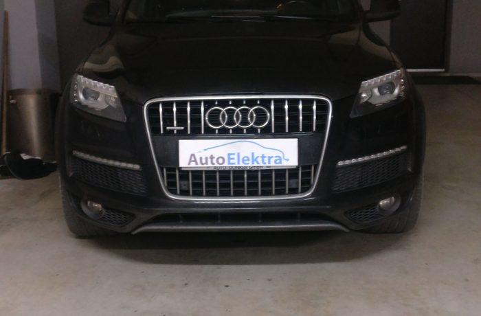Audi Q7 3.0TDI DPF, EGR, Galios didinimas