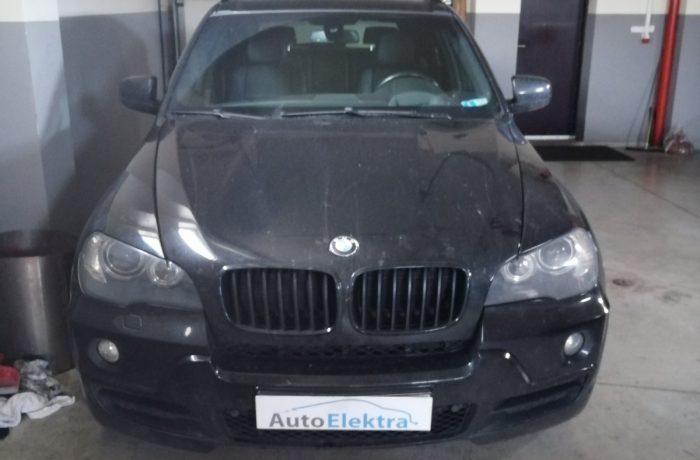 BMW X5 3.0D E70 EGR, DPF programavimas