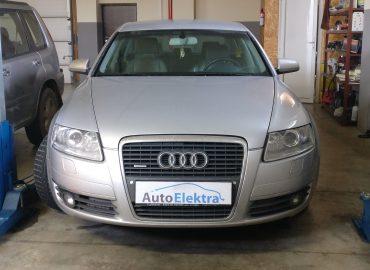 Audi A6 3.0TDI  Swirl, EGR, Steering Lock ( vairo užrakto ) išjungimas, Lempų programavimas