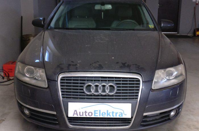 Audi A6 2.0TDI Vairo užrakto ( Steering Column Lock ) programavimas