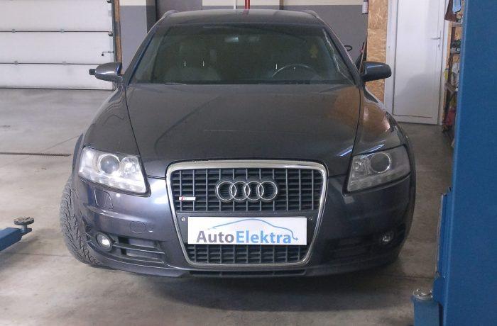 Audi A6 3.0TDI Vairo užrakto išjungimas ( Steering Lock )