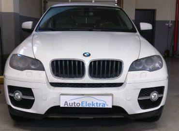 BMW X6 E71 xDrive 3.0D  EGR, DPF, Swirl flap programavimas