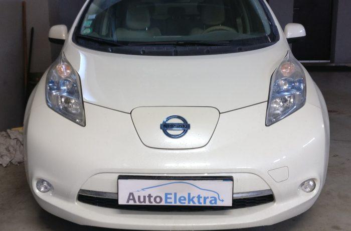 Nissan Leaf Airbag programavimas
