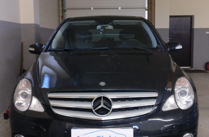Mercedes-Benz R320 CDI Swirl sklendžių atjungimas