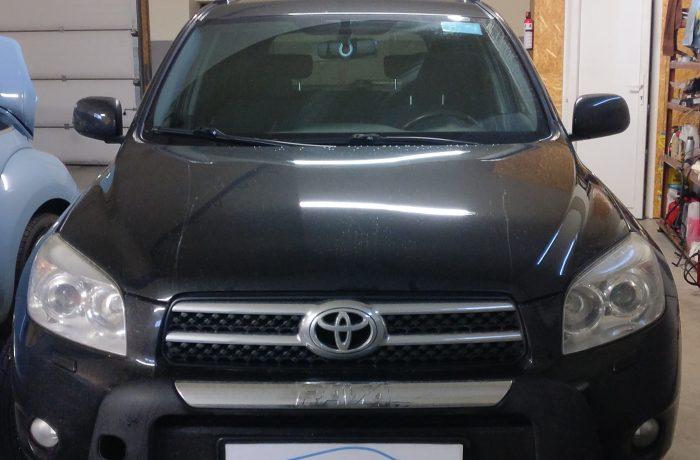 Toyota RAV4 2.0 VVT-i Katalizatoriaus programavimas
